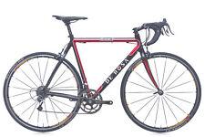2004 De Rosa Dual Road Bike 55cm Medium Carbon Campagnolo Record Mavic Ksyrium