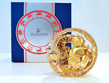 Swarovski Crystal Chinese Zodiac Golden Dragon Large 5063126 Brand New in Box