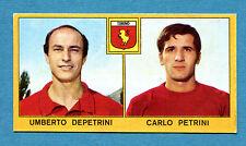 CALCIATORI PANINI 1969-70 - Figurina-Sticker - DEPETRINI#PETRINI - TORINO -Rec