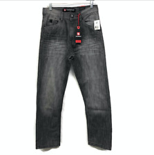 New With Tags Southpole Regular Straight 6181 Grey Size 29 32