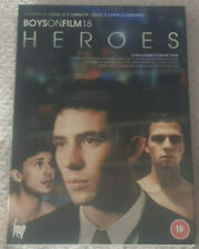 DVD Boys On Film 18: Heroes [DVD] New & Sealed GAY Interest