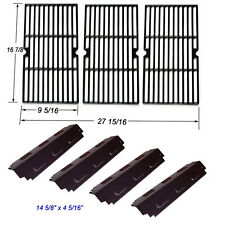 Charbroil Grill 463460708, 463460710 Replacement cooking grid, Heat Plates