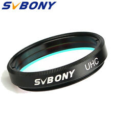 "1.25""UHC Telescope Eyepiece Filters Ultra High Contrast Cuts Sky Light Pollution"