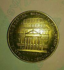 1949 Bank of Gold Gulch Chicago Railroad Fair Souvenir Coin