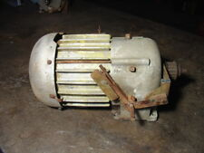 The Lima Gearmotor 1 1/2 HP, 3PH 208,220,440 Volt, 2 Speed & Neutral Lever 500