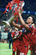 Trent Alexander Arnold Liverpool Football Signed Autograph PRINT 6x4' GIFT