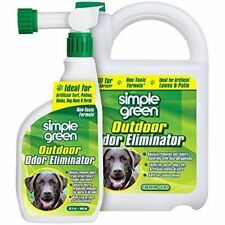 New listing Simple Green Outdoor Odor Eliminator for Pets, Dogs, Ideal for Artificial Grass