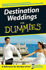 Destination Weddings For Dummies by Susan Breslow Sardone (Paperback, 2007)