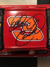 Dale Earnhardt #3 2000 Monte Carlo Taz / No Bull Autographed  Action 1/24 Rare
