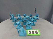 Warhammer Age of Sigmar Lizardmen Seraphon Saurus Warriors 355