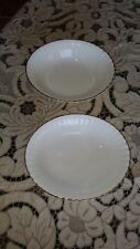 Royal albert val d or TWO oval open vegetable
