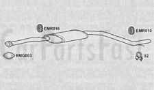 Exhaust Middle Box Ford Mondeo 1.6 Petrol Hatchback 08/1996 to 05/1998