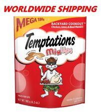 Temptations MixUps Cat Treats Backyard Cookout Flavor 6.3 Oz WORLDWIDE SHIPPING