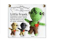 Kamibashi Little Frank Frankenstein The Original String Doll Gang Keychain Clip