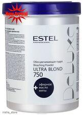 ESTEL Ultra Blond De Luxe bleaching powder brighten to 7 tones,NEW-750 gr