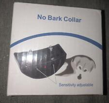 Petrainer Anti-Bark Dog Collar Training System Electric No Bark Shock Control