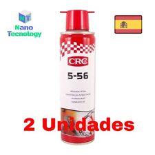 aflojatodo aceite lubricante CRC 5-56 500ml Profesional 2019.3en1/ 2 UNIDADES