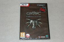 Gothic Complete Edition PC DVD new SEALED + STEAM
