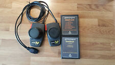 Game Paddles for atari 2600 and 2 Games ... Street Racer and Breakout