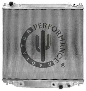 All Aluminum Upgraded Radiator for 99-04 Ford F-350 Super Duty