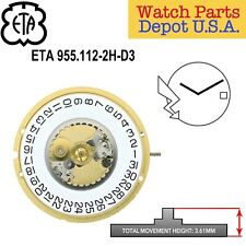 Winding Stem Parts 401 For ETA 955.112 956.112 955.412 955.432 955.102 Movements