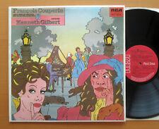 LHL1 5050 Couperin Complete Harpsichord Works Vol. 7 Kenneth Gilbert NEAR MINT