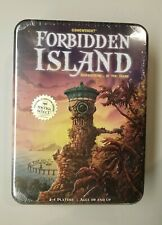 Forbidden Island ~ Cooperative Board Game NEW Sealed Tin Gamewright