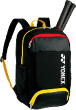 2020 YONEX Active Backpack Racket Bag BA82012SEX w/Shoe Compartment BLACK/Yellow