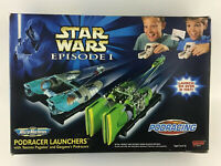 Star Wars Episode 1 Podracer Launchers Micro Machines Galoob New Vintage