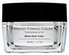 Breast Firming Cream Lifts Firms Sagging Skin Adds Definition to Breasts - 1.7Oz