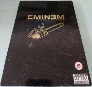 Eminem - All Access Europe - DVD