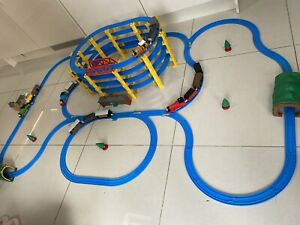 Tomy Thomas & Friends Trackmaster Large Track + 5 Trains