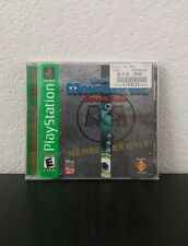 Monsters Inc Scream Team - PS1 PS2 Playstation Game