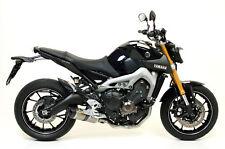 Terminale Thunder alluminio Dark Arrow Yamaha MT-09 2013>2017
