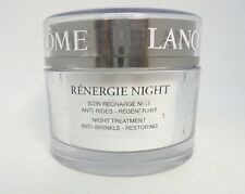 Lancome Renergie Night Night Treatment Anti Wrinkle Restoring ~ Read Description