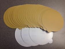 "Sand Paper PSA 6"" DA 220 Grit Stick-on (50 Pcs)"