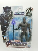 Hasbro Marvel AVENGERS ENDGAME MCU BLACK PANTHER 6in Basic Figure Wave 2