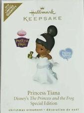 2010 Hallmark~ Tiana ~Disney's Princess and the Frog Precious Moments~ Porcelain