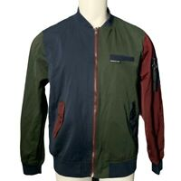 80\u2019s Jacket 80\u2019s Embroidery Vintage 1980\u2019s \u201cPink Flamingo\u201d Black Satin Bomber Jacket 80\u2019s New Wave 80\u2019s Bomber Vintage Clothing
