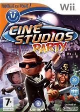 CINE STUDIOS PARTY           -----   pour WII