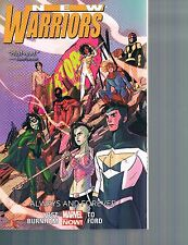 New Warriors Vol 2: Always & Forever by Christpher Yost 2015 TPB Marvel Comics