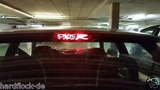 Bremslichtcover CIVIC Type R EJ9 EK3 EK4 EK9 Type R Honda JDM Sticker Break
