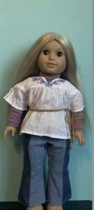 American Girl Doll Julie Bundle- Retired Edition