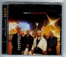 EAST 17 ~ Up all night ~ 1995 Pop Dancefloor Album Special Edition CD