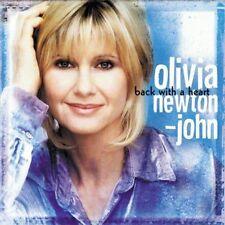 OLIVIA NEWTON-JOHN - Back With A Heart CD