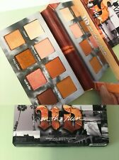 Limited Edition Urban Decay On The Run HIGHWAY QUEEN Eye Shadow Palette
