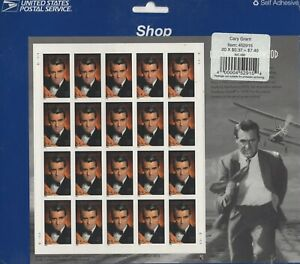 Scott 3692 - Cary Grant.  Sheet Of 20.  MNH. OG. #02 3692sh20