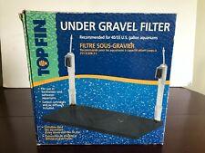 Top Fin Topfin Under Gravel Filter 40/55 Gallon Aquariums Fresh & Salt Water NOB