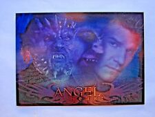 2001 ANGEL SEASON 1 *ANGEL HEART* FOIL CHASE CARD AH1