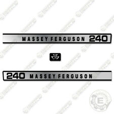 Massey Ferguson 240 Decal Kit Tractor Equipment Decals Replacement Stickers
